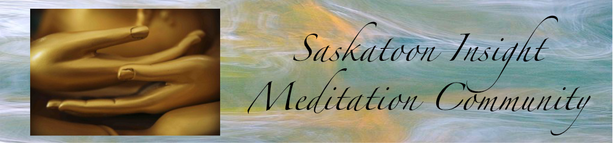 Saskatoon Insight Meditation Community